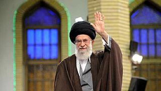 Iran's leader rejects Trump offer of talks