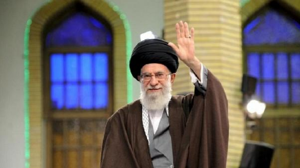 Iran's leader rejects Trump offer of talks