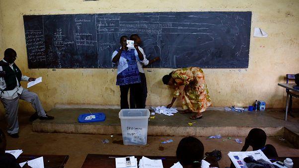 Mali : le dépouillement a commencé