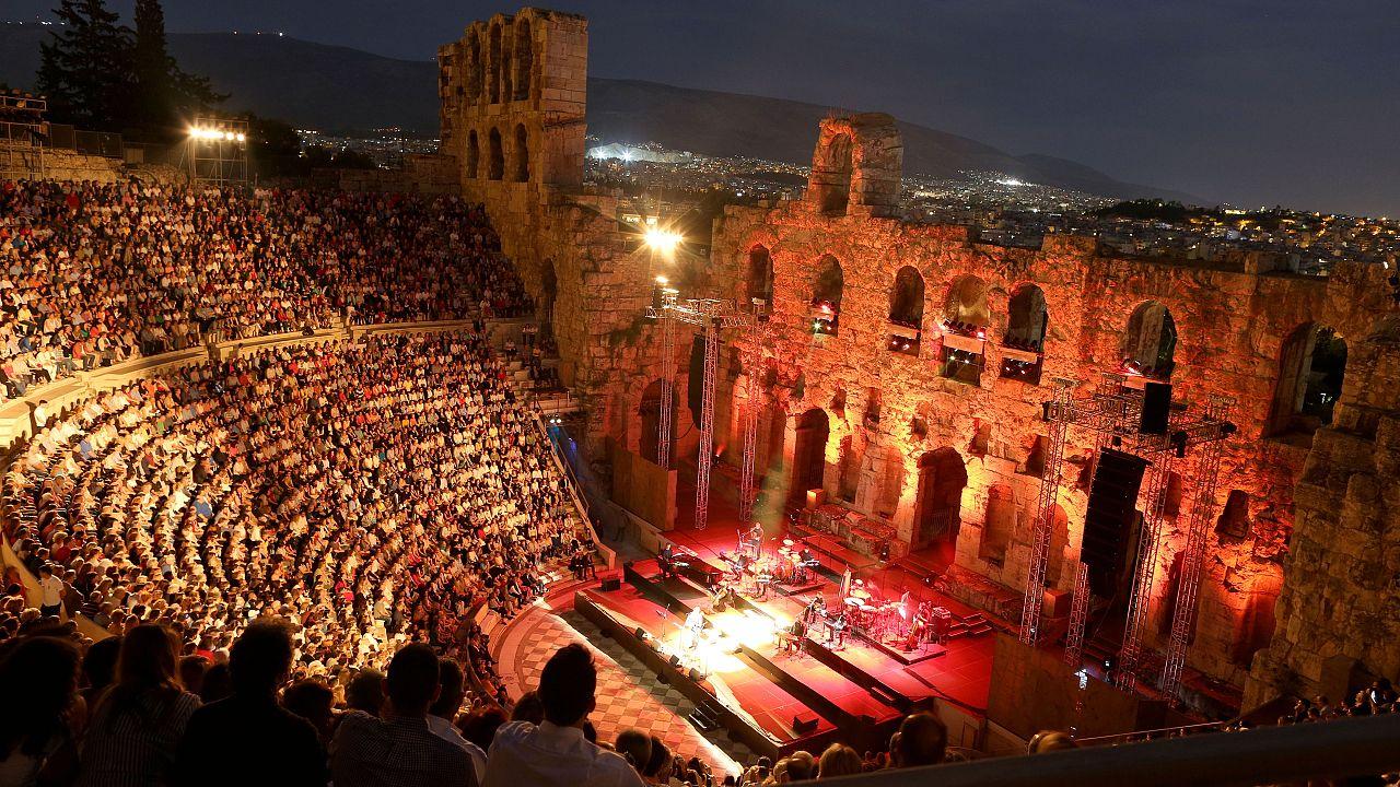 Ηρώδειο: Συναυλία αλληλεγγύης στους πυρόπληκτους
