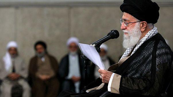 İran dini lideri Hamaneyi