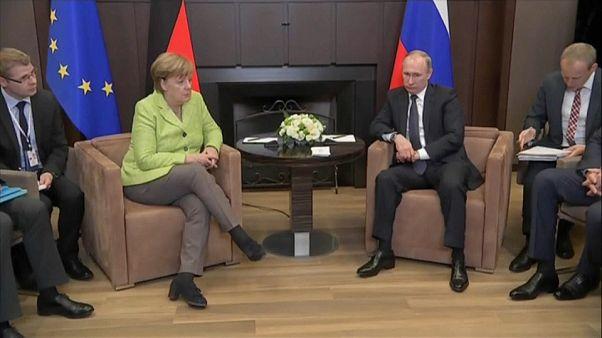 Merkel-Putin, vertice a Meseberg il 18 agosto