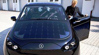 """Solar-Auto """"Sion"""" - Mobiles Kraftwerk aus Bayern"""