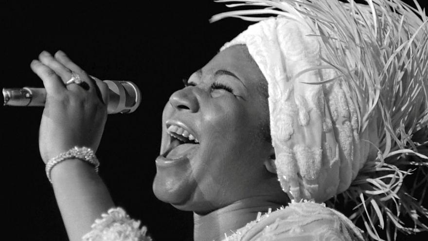 Aretha Franklin dies at her home in Detroit aged 76