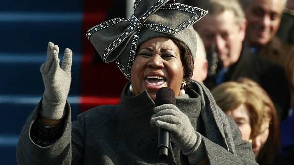 """Le monde entier a le blues : la """"Reine de la soul"""", Aretha Franklin, est morte"""