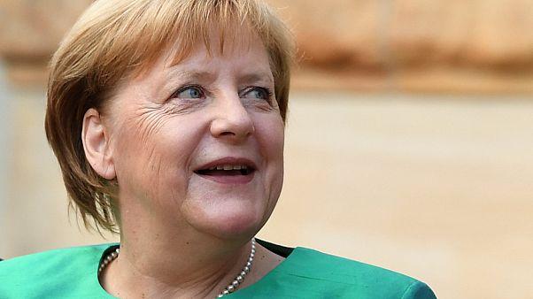 Merkel: Almanya ekonomisi güçlü bir Türkiye istiyor, merkez bankasının bağımsızlığı şart