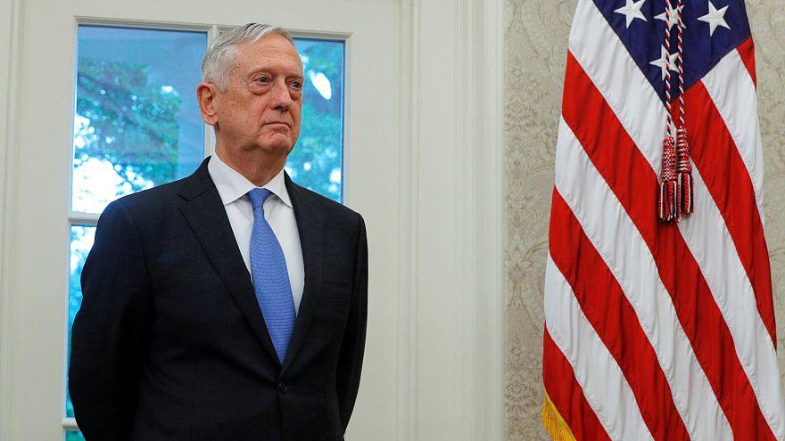 El secretario de Defensa de EEUU inicia una gira oficial por Sudamérica