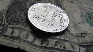 Rubel és dollár