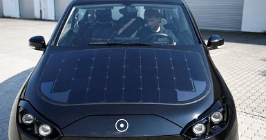 Solar panel car to go on sale in 2019