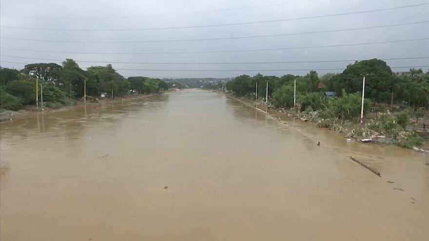Filipinlerde aşırı yağış: Binlerce kişi tahliye edildi