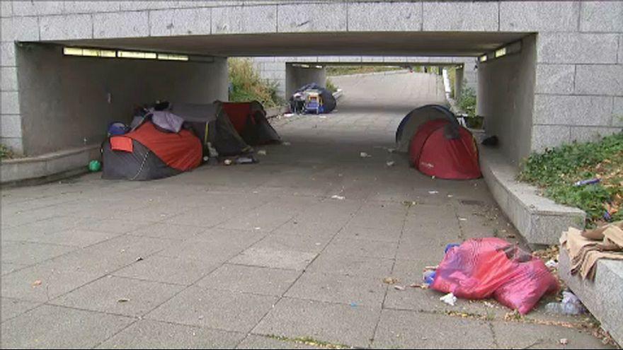 Brit hadüzenet a hajléktalanságnak