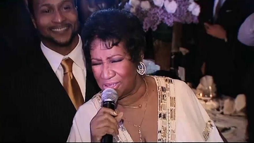 Aretha Franklin hospitalizada en estado grave