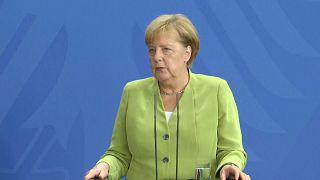 """Merkel will """"wirtschaftlich prosperierende Türkei"""""""