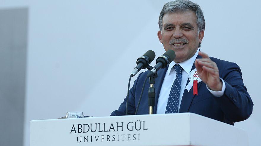 Abdullah Gül: Donald Trump küresel bir tehlike haline geldi