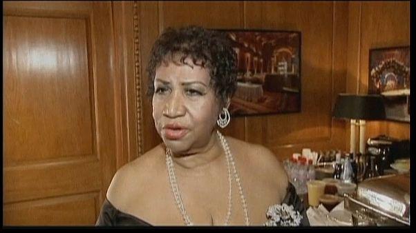 Aretha Franklin está gravemente doente