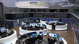 La caída de la lira turca arrastra a las bolsas europeas