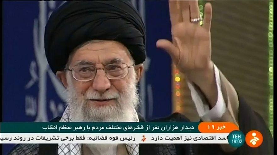 Líder supremo iraniano rejeita diálogo dos EUA