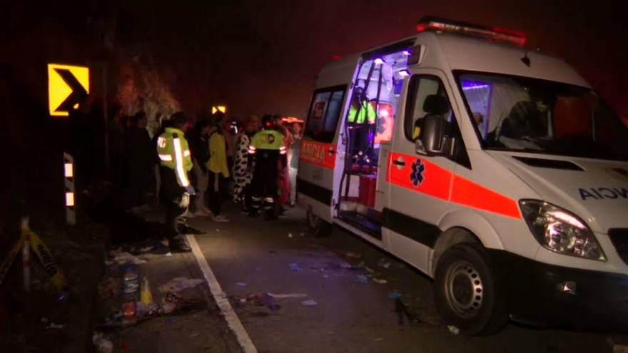 Équateur : un accident de bus fait 12 morts