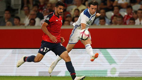 Türk futbolcu Mehmet Zeki Çelik Fransa liginde haftanın ilk 11'ine seçildi