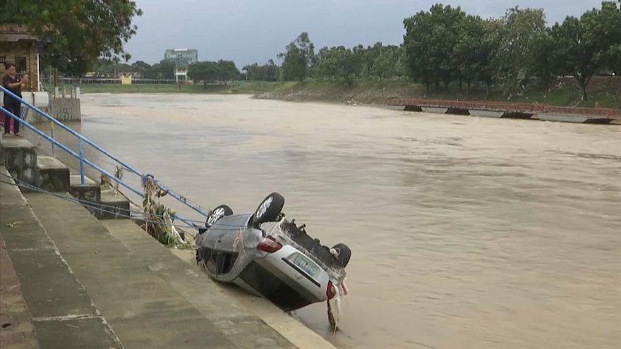 Mehrere Tote nach Überschwemmungen auf den Philippinen