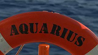Gibraltar retira pavilhão ao Aquarius e Malta recebe o navio