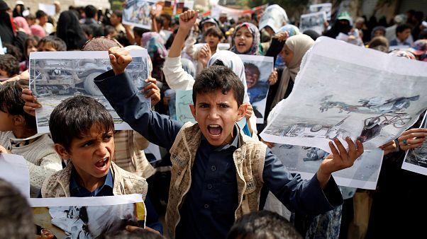"""""""ООН, твое молчание убивает нас"""""""