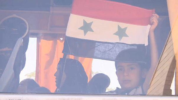 Governo sírio quer regresso dos refugiados e pede levantamento de sanções