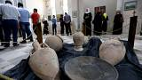 Syrie : le musée bombardé d'Idleb rouvre ses portes