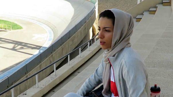 تنها زن ایرانی دوچرخهسوار در بازیهای آسیایی: برای بازنده شدن به زمین نمیروم