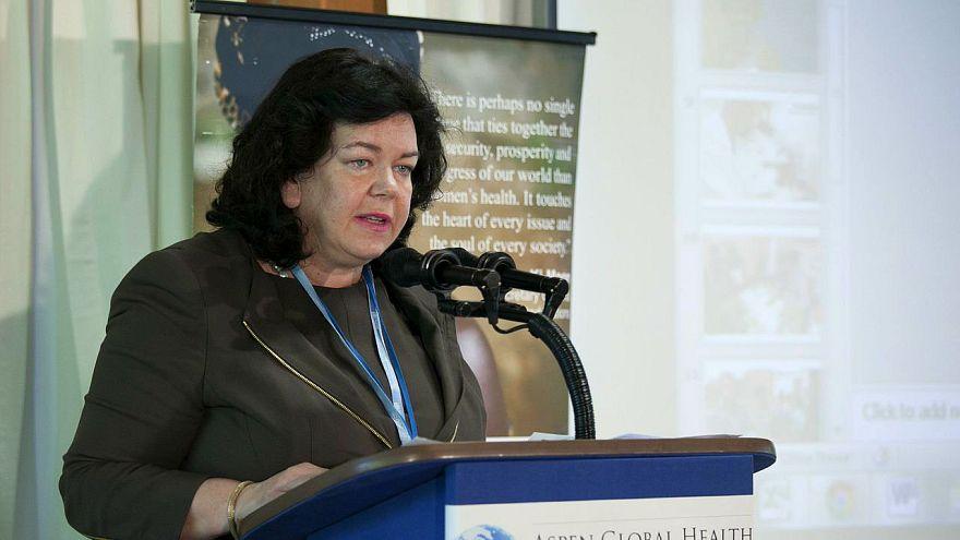 İngiltere BM Güvenlik Konseyi Daimi Temsilcisi Karen Pierce