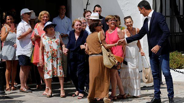 ¿Dónde se han ido de vacaciones los líderes europeos?