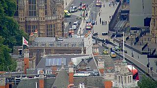 El atropello ante el Parlamento de Reino Unido investigado como incidente terrorista
