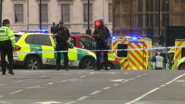 Terrorverdacht in London: 2 Verletzte, 1 Mann festgenommen