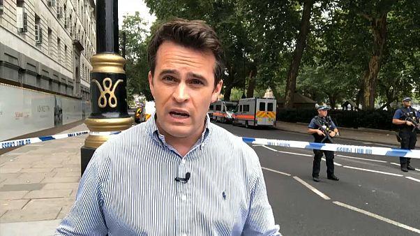 El relato de los testigos directos del ataque contra el Parlamento británico
