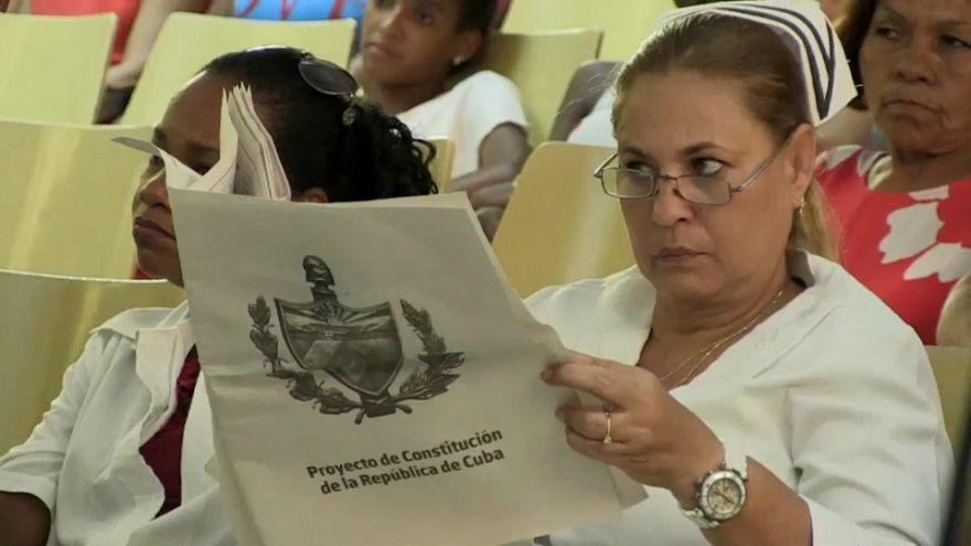 Cuba: consultazione popolare per la nuova Costituzione