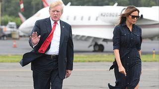 """""""Melania Trump eşinden boşanmak için gün sayıyor"""""""