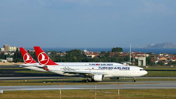 Türk Hava Yolları'ndan boykot: ABD'li kuruluşlara reklam yok