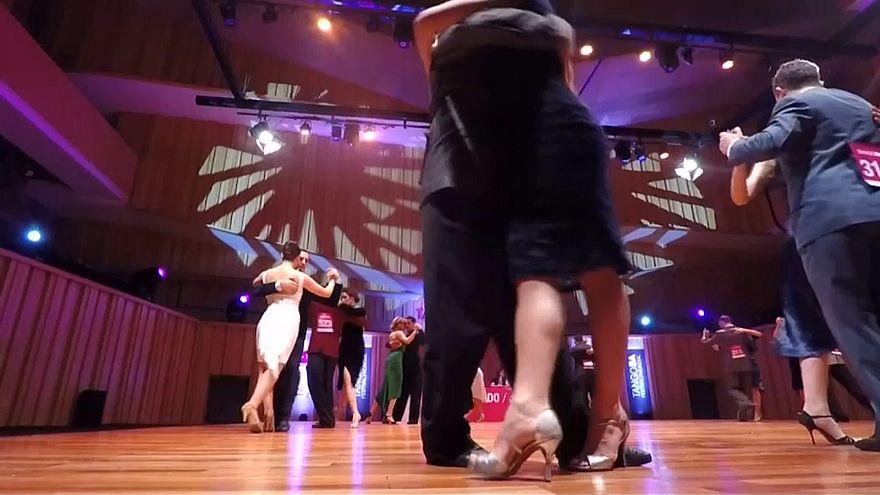 آغاز جام جهانی رقص «تانگو» در آرژانتین