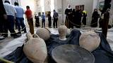 Idlib's antiquities museum