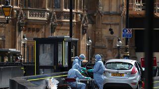 Bρετανός υπήκοος ο οδηγός του ΙΧ που έπεσε στο βρετανικό Κοινοβούλιο