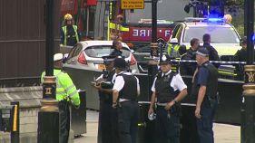 """Londres : un """"incident terroriste"""" pour Scotland Yard"""