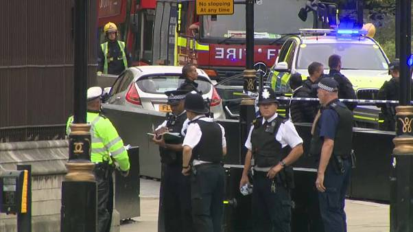 "Londres : un ""incident terroriste"" pour Scotland Yard"