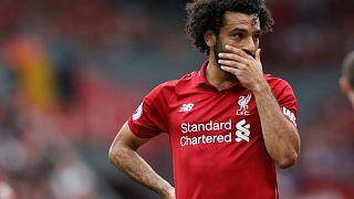 Salah direksiyon başında cep telefonu kullandı, Liverpool yönetimi görüntüleri polisle paylaştı