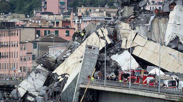 Ιταλία: Το ντοκουμέντο της κατάρρευσης