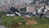 Fotoğraflarla İtalya'daki köprü kazası