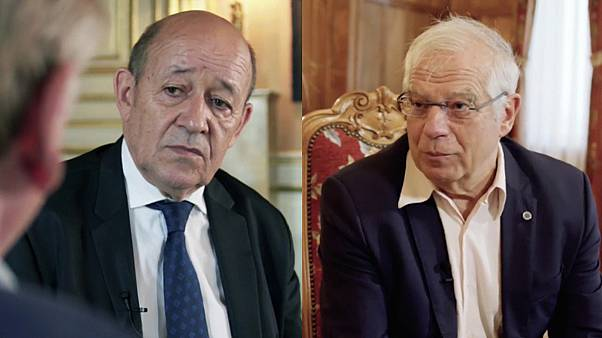 EU has more 'ability than goodwill'  | Uncut with Le Drian and Borrell