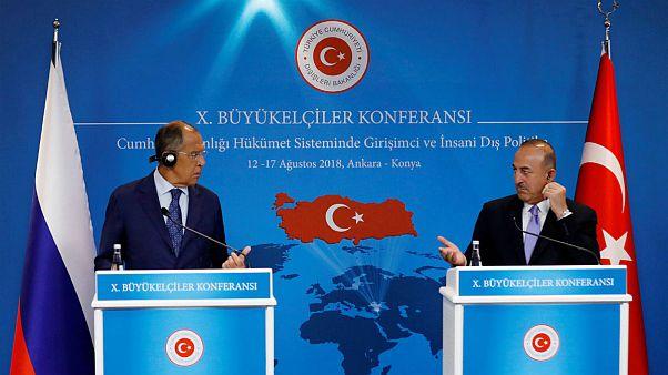 تلاش روسیه، ایران و ترکیه برای حذف دلار از مبادلات فیمابین
