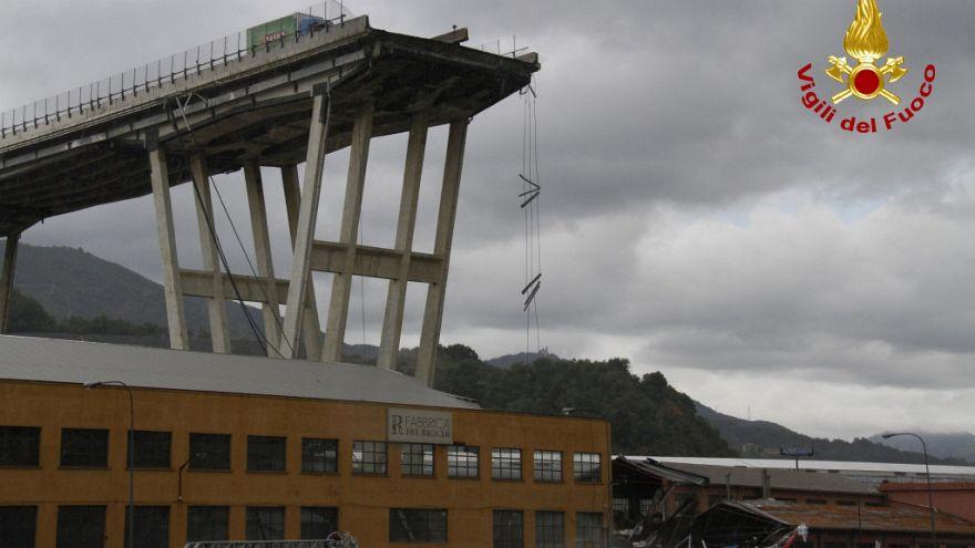 Genua-Brücke war nicht sicher - Warnungen einfach ignoriert?