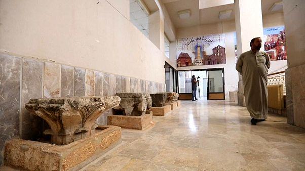 Музей в зоне боевых действий