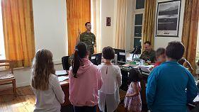 «Μια ημέρα με τον μπαμπά στον στρατό»